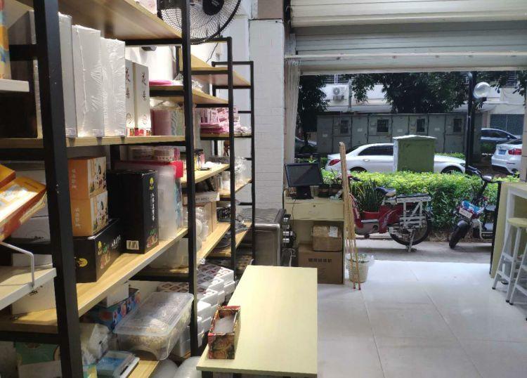 思明福满山庄小区内烘焙工作室转让